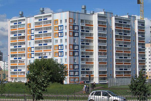 2-я Фотография ЖК «по ул. Ильдара Маннанова, д. 36-8-3»