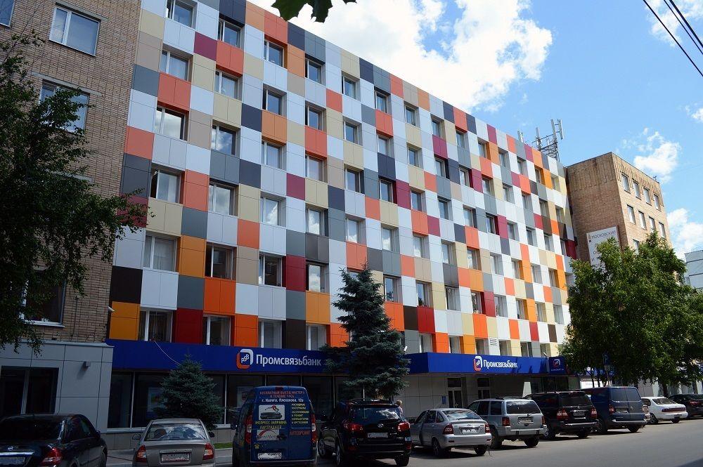 Бизнес Центр Московский