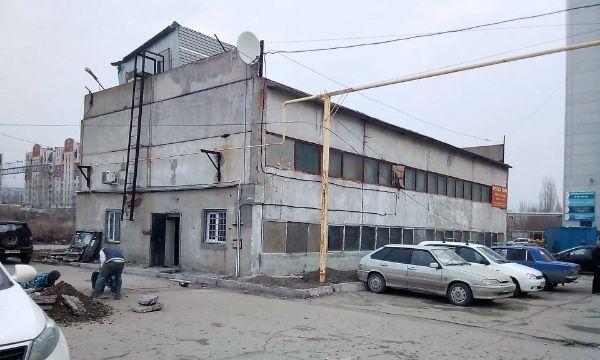 Производственно-складской комплекс на Ново-Астраханском шоссе, 109/1