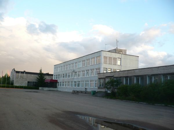 Офисно-производственный комплекс ПСКОВАГРОПРОМСНАБ