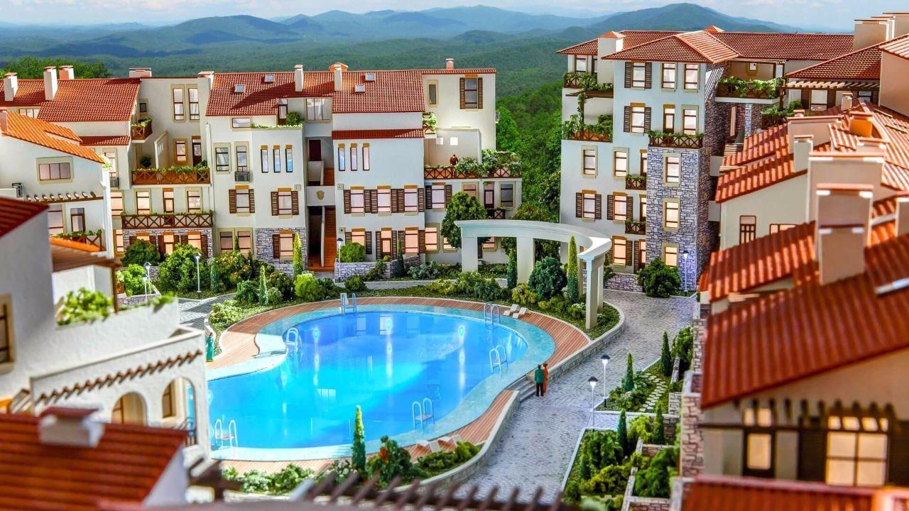 купить квартиру в ЖК Испанская Деревня San Pedro