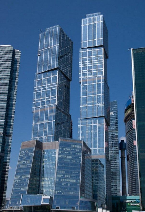 Бизнес Центр Город Столиц. Москва-Сити