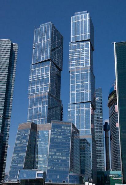 Многофункциональный комплекс Город Столиц. Москва-Сити