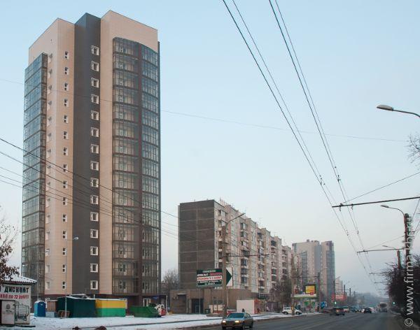 2-я Фотография ЖК «Воронова, 14и»