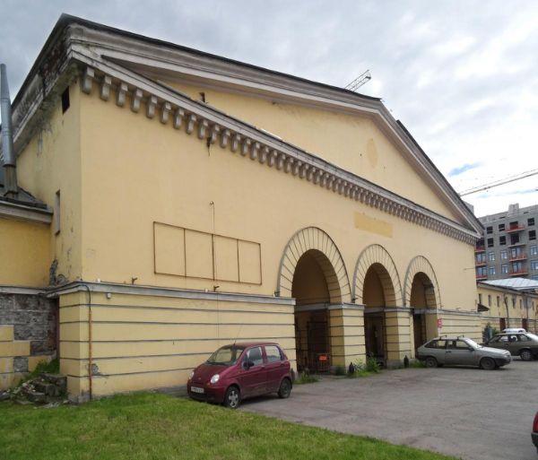 Офисно-производственный комплекс на Московском проспекте, 65