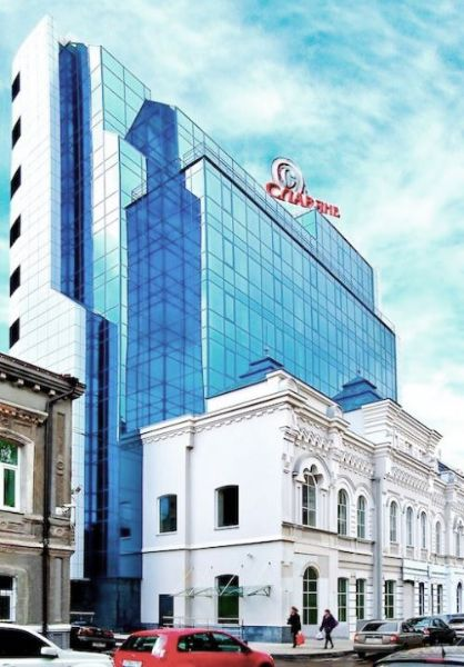 Бизнес-центр Славяне