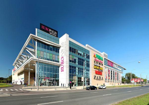 Торговый центр Europolis (Европолис)