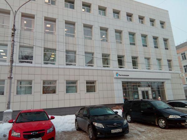 Офисное здание на ул. Коммунистическая, 10