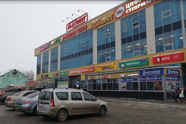Торговый центр Лянтор-Сити
