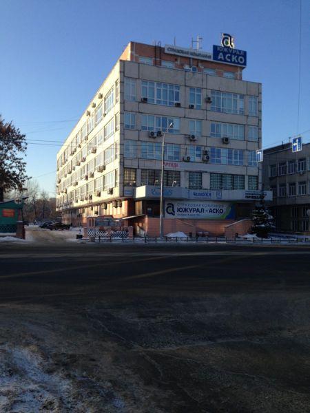 Офисное здание на ул. Красная, 4