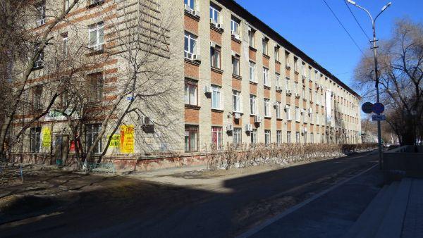 Административное здание на ул. Одесская, 52А