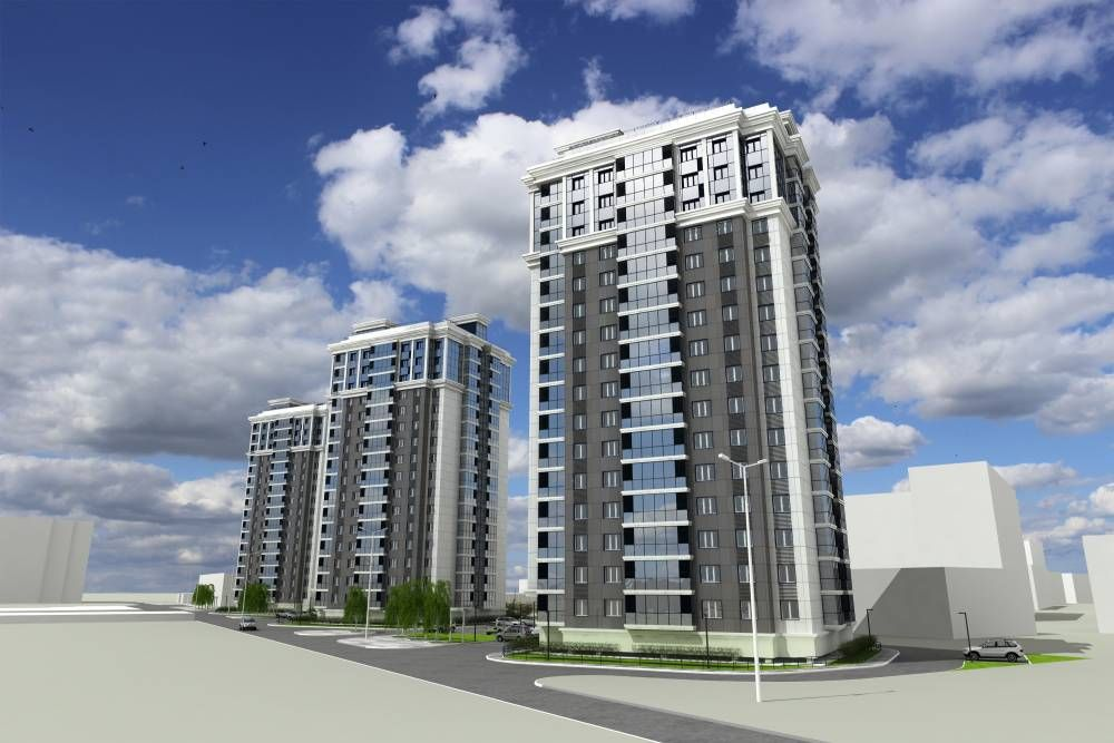 купить квартиру в ЖК по ул. Рыдзинского (16 квартал)