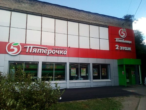 Торговый центр на Новоизмайловском проспекте, 28к2