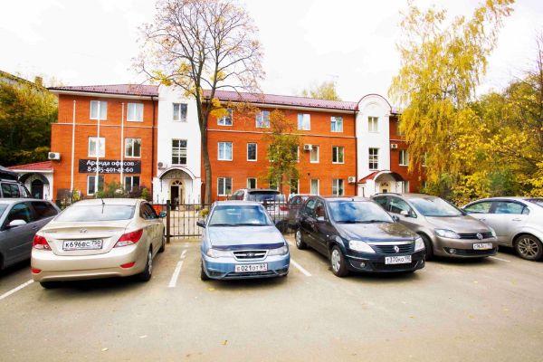 Бизнес-центр на ул. Пионерская, 25А
