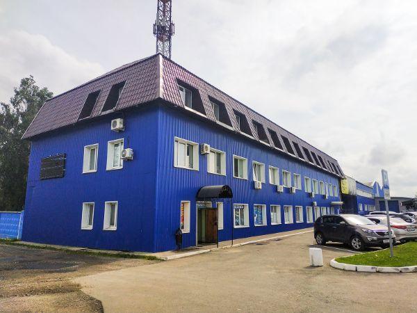 Складской комплекс на ул. Транспортная, вл13