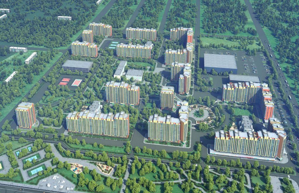 жилой комплекс Демидов Парк