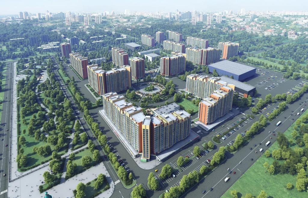 купить квартиру в ЖК Демидов Парк