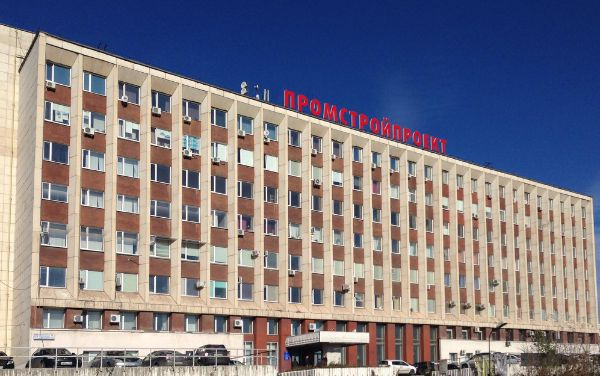Офисное здание на проспекте Победы, 290
