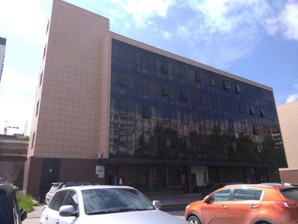 Бизнес-центр на ул. Линейная, 30