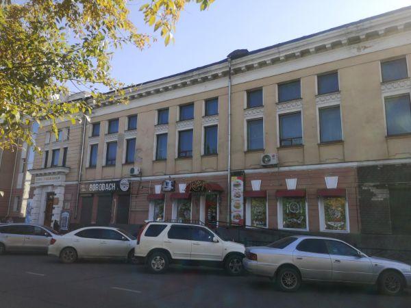 Административное здание Союз художников