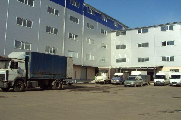 Офисно-складской комплекс Росфармация