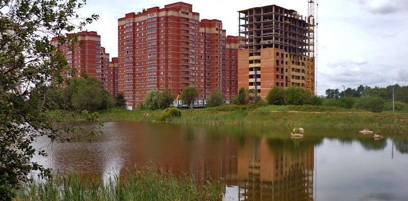 фото ЖК Серебряные пруды
