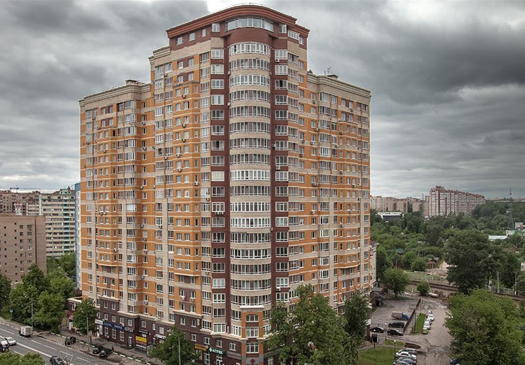 купить квартиру в ЖК Павшинский