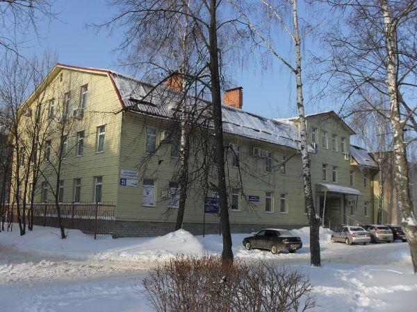 Офисный комплекс на ул. Победы, 21
