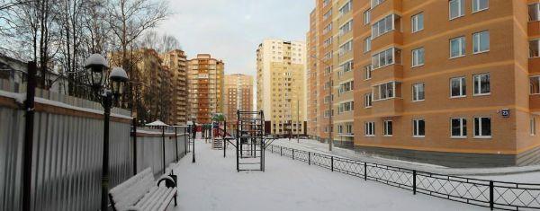 1-я Фотография ЖК «Радужная 23»
