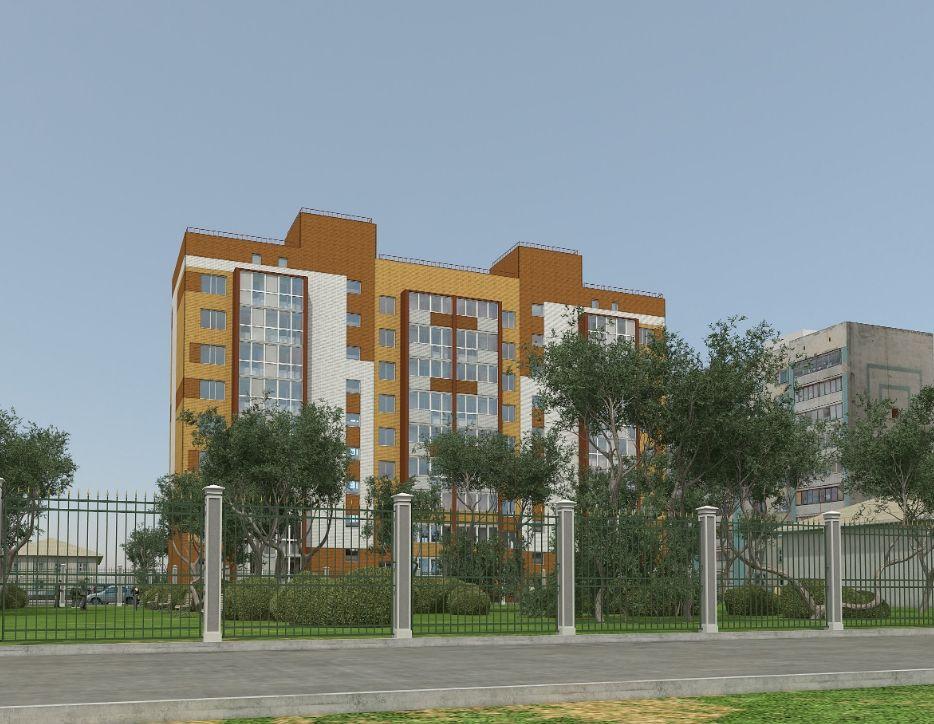 жилой комплекс Дом на Сурикова