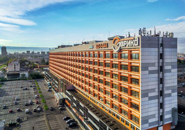 Торгово-офисный комплекс Эврика
