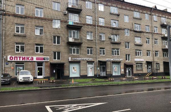 Офисное здание на ул. Ткацкая, 46