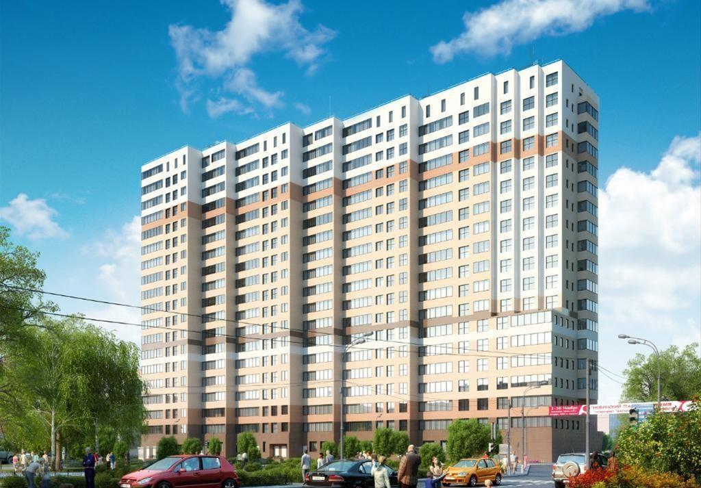 купить квартиру в ЖК Петровский Парк
