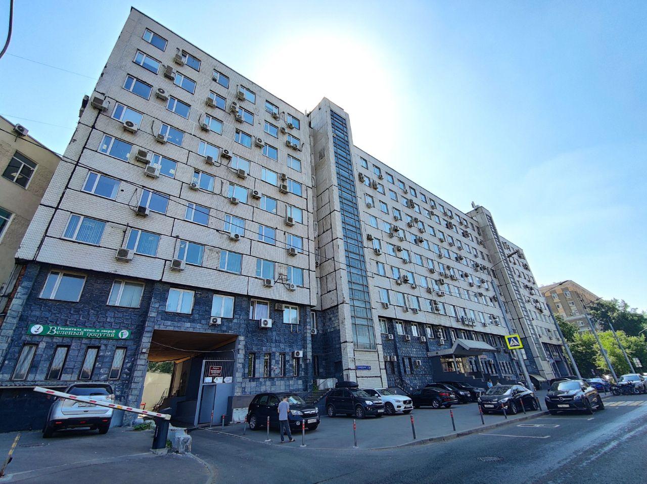 аренда помещений в БЦ в проезде Ольминского, 3Ас3