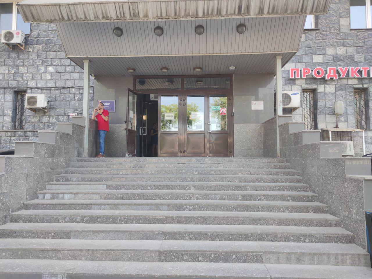продажа помещений в БЦ в проезде Ольминского, 3Ас3
