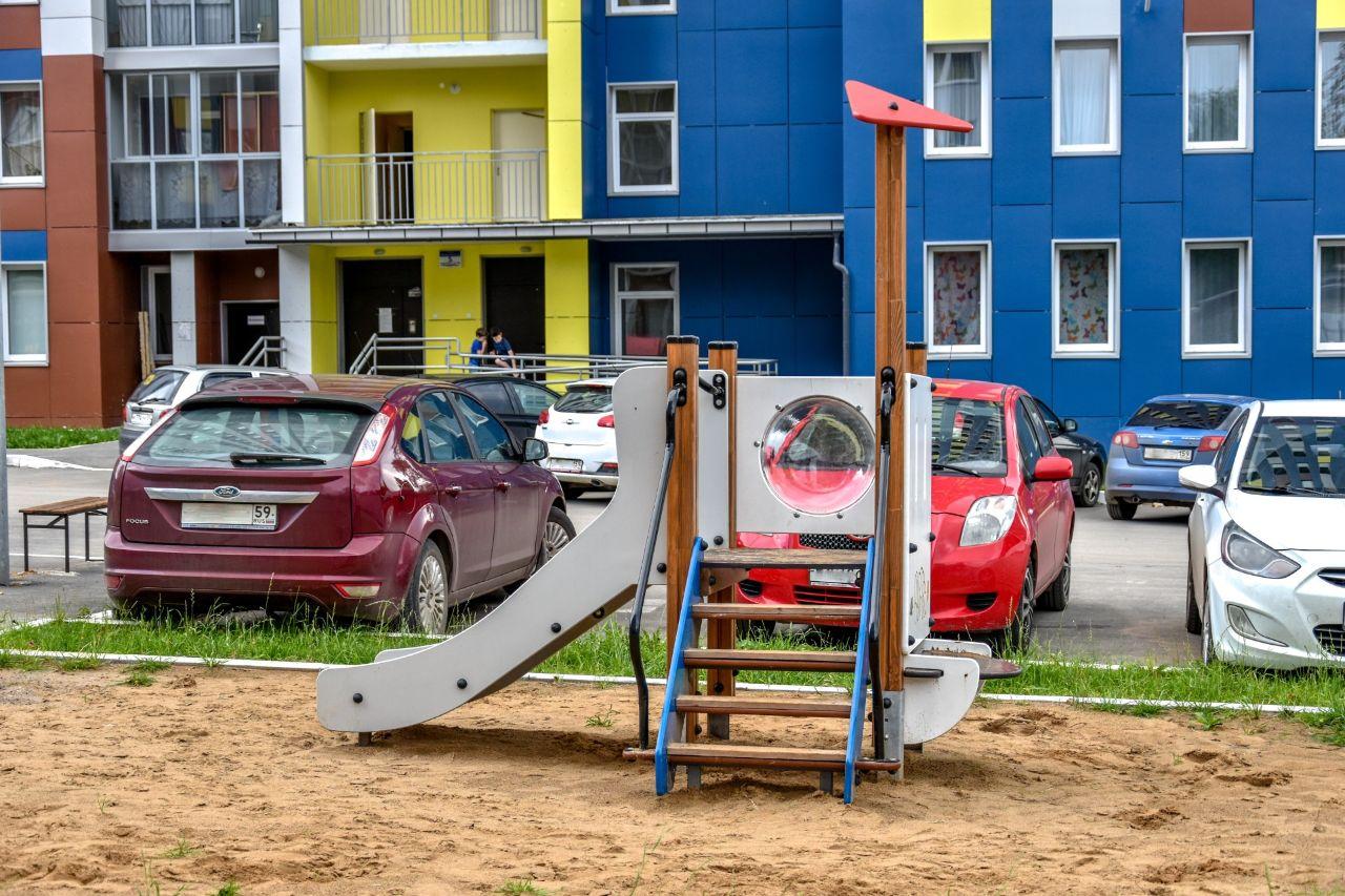 продажа квартир Дом в Бершетском переулке