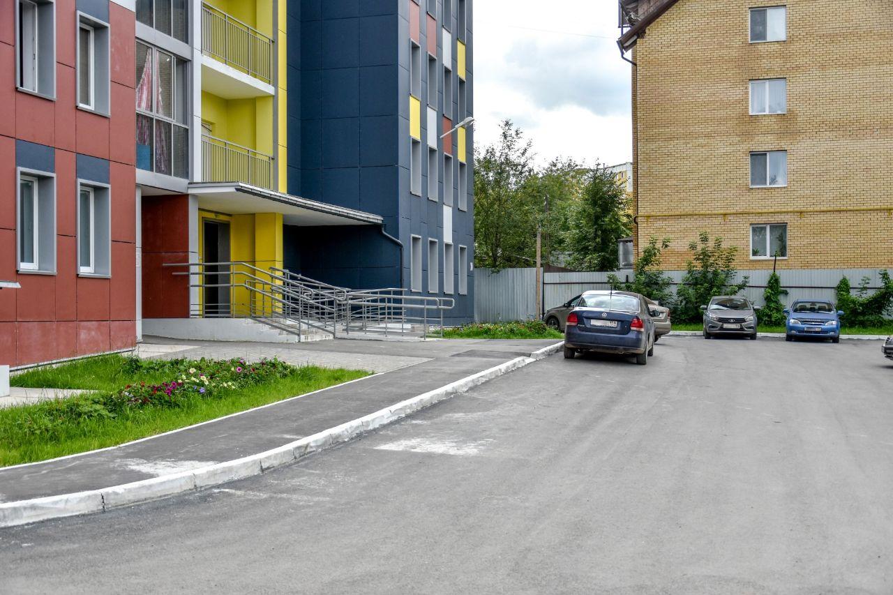 фото ЖК Дом в Бершетском переулке