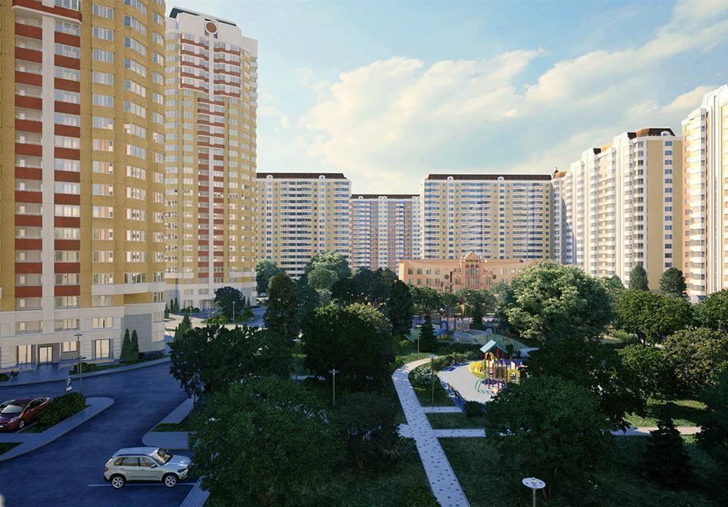 купить квартиру в ЖК Некрасовка-Парк