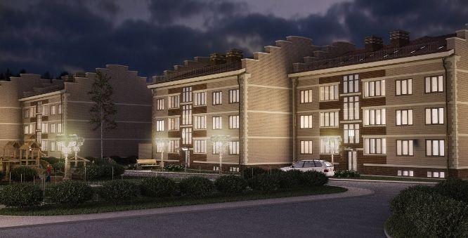 продажа квартир Истринское подворье