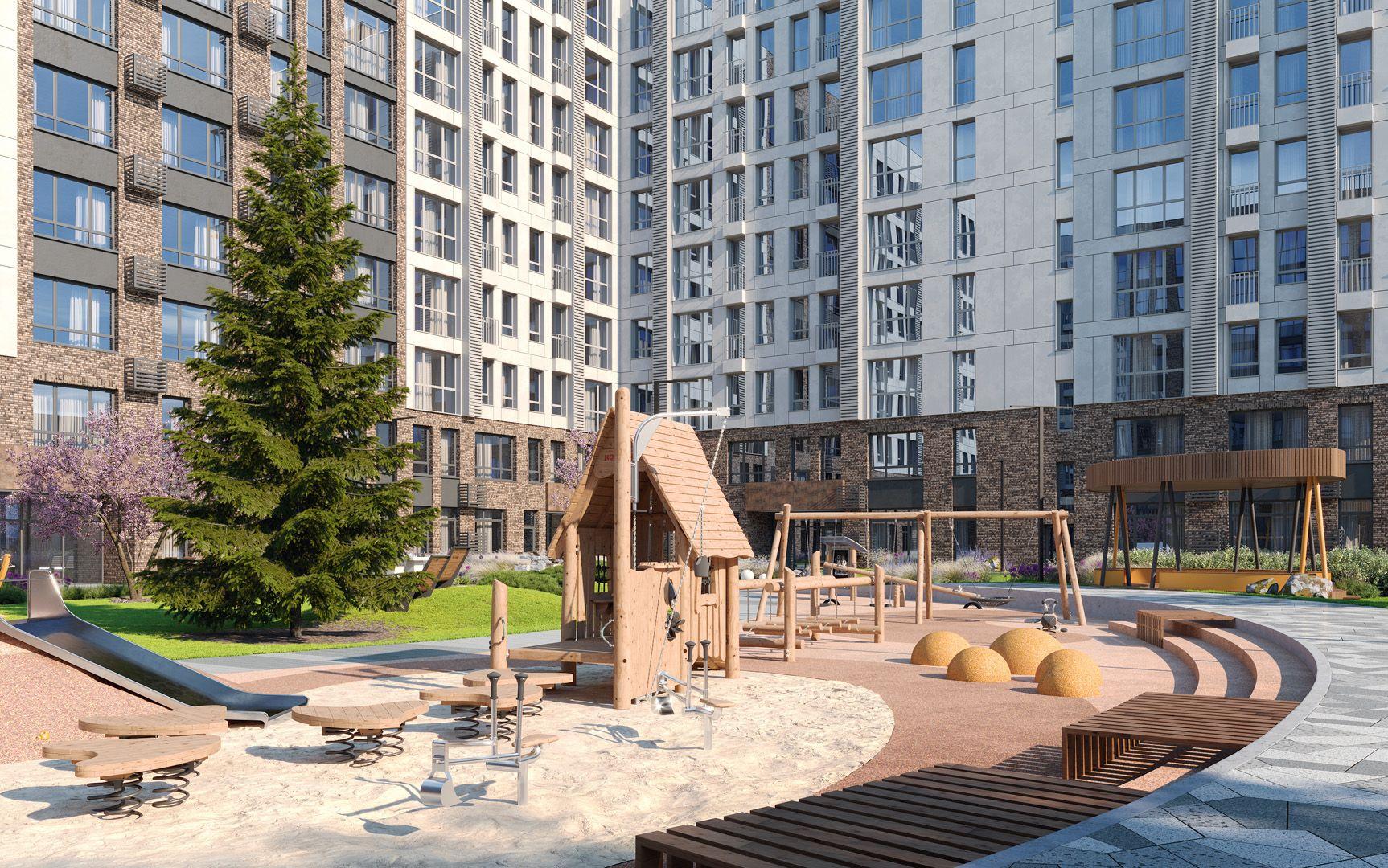 продажа квартир Резиденции Сколково