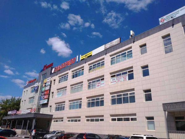 Торгово-офисный комплекс Колонец
