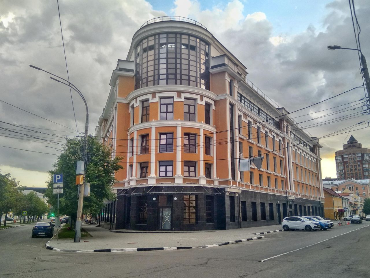 Бизнес Центр Воздвиженка