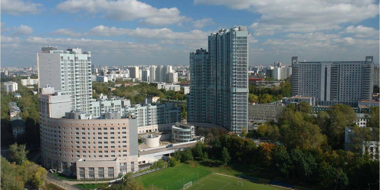 жилой комплекс Айвазовский