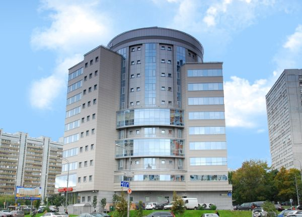 Бизнес-центр Удальцова Плаза