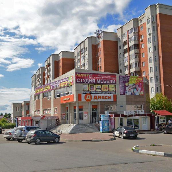 Торговый дом на ул. Коминтерна, 2с1