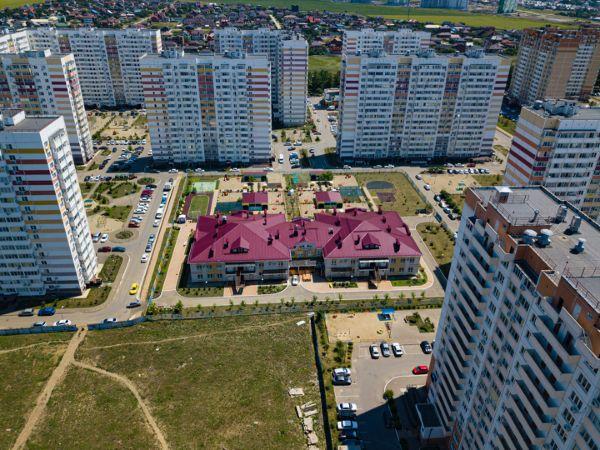 1-я Фотография ЖК «Восточный»