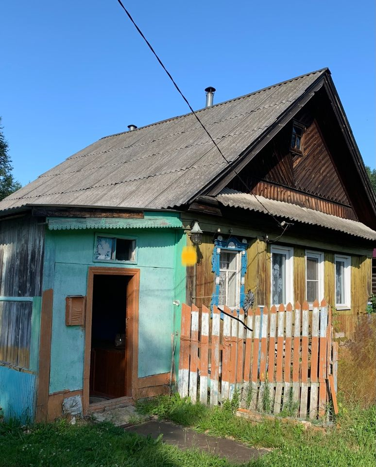 Купить дом 35м² Нижегородская область, Бор городской округ, Зименки поселок - база ЦИАН, объявление 260407650