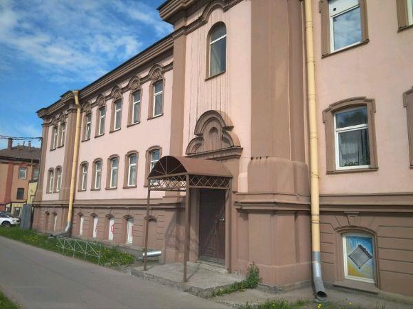 Офисно-складской комплекс Троицкое