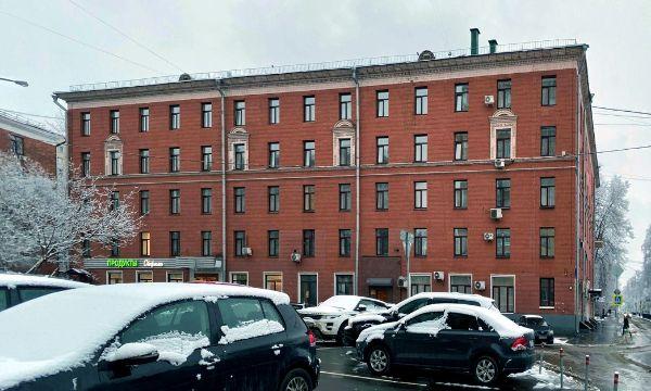 Офисно-гостиничный комплекс на ул. Гостиничная,4к9