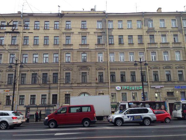 Бизнес-центр на Невском проспекте, 173